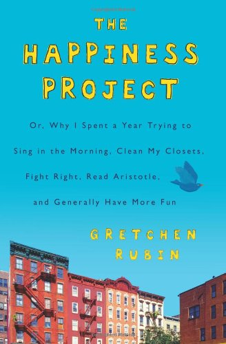 Book Review: The HappinessProject