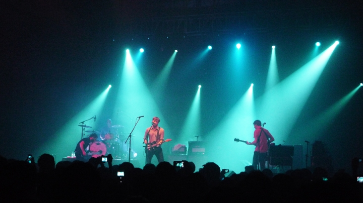 Death Cab for Cutie. Live in MNL. 03/05/12.