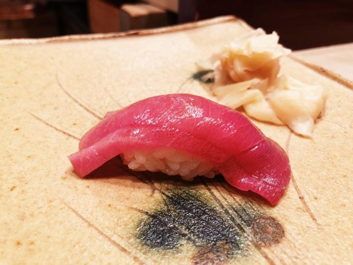 Tokyo: 1 Michelin-starred SushiKanesaka