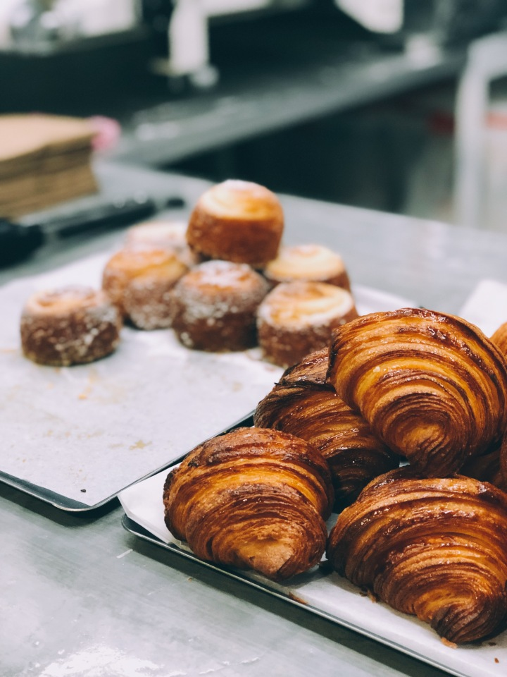 Singapore: Mochi Croissants and Sticky Buns at Brotherbird Milk & Croissants