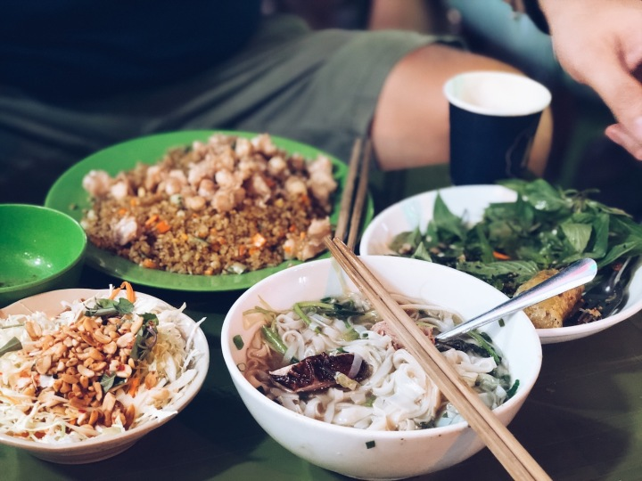 Hanoi: Food Diary and Then Some